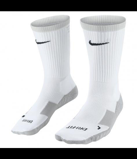 Nike Team Matchfit Core Crew Sock - White / Jetstream