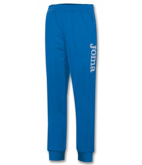 Joma Combi Elastic PolyFleece Long Pant Royal Blue / White