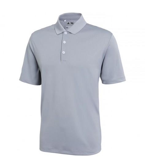 Adidas Teamwear Polo - Mid Grey