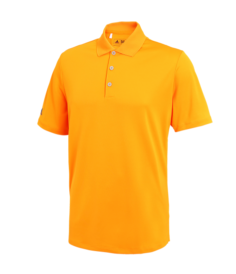 Adidas Teamwear Polo - Bright Orange