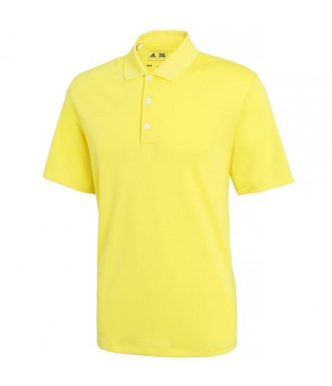 Adidas Teamwear Polo - Light Yellow