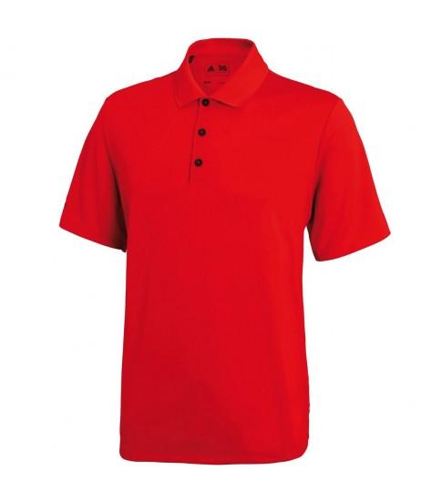 Adidas Teamwear Polo - Power Red