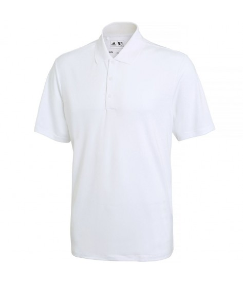 Adidas Teamwear Polo - White