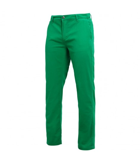 Asquith & Fox Men's Chino - Kelly Green