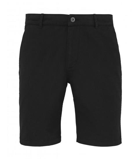 Asquith & Fox Chino Shorts - Black