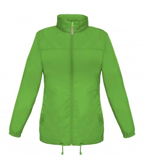 B&C Ladies Sirocco Windbreaker Jacket