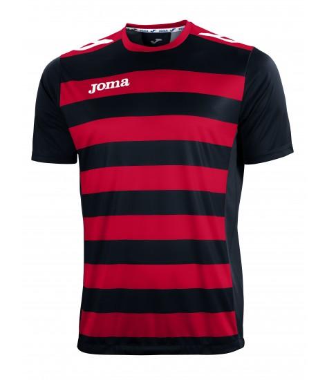 Joma SS Europa II Black/Red