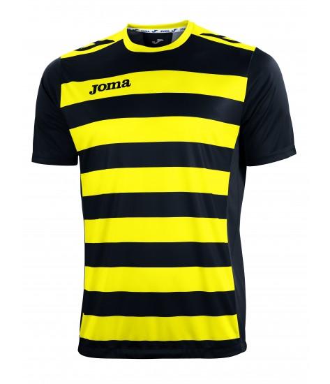 Joma SS Europa II Black/Yellow