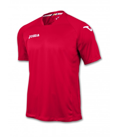 Joma SS Fit One Jersey Red/White