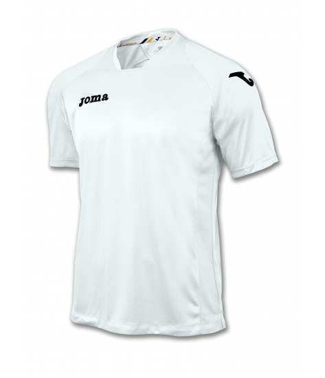 Joma SS Fit One Jersey White/Black
