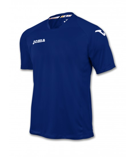 Joma SS Fit One Jersey Navy/White