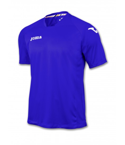 Joma SS Fit One Jersey Violet/White