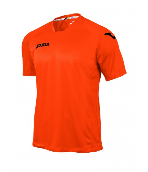 Joma SS Fit One Jersey Orange/Black