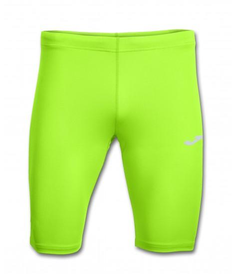 Joma Shorts Running Tight - Green Fluor