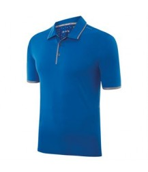 Adidas ClimaChill Polo - Bahia Blue
