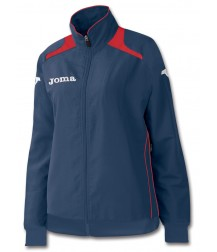 Joma Champion Ladies Tracksuit Top Navy / Red