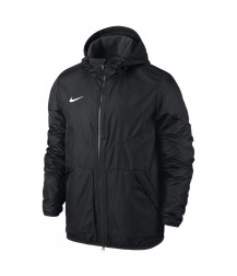Nike Team Sideline Rain Jacket Black
