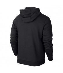 Nike Youth Team Club Full Zip Hoody - Black