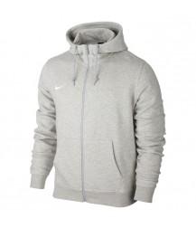 Nike Team Club Full Zip Hoody Grey