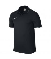 Nike SS Squad 14 Polo Shirt Black / White