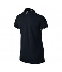 Nike Women's Squad 14 Womens Polo - Black