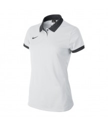 Nike Women's Squad 14 Womens Polo - White / Anthracite