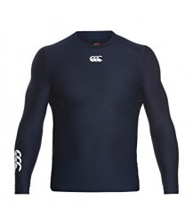 Canterbury ThermoReg Long Sleeve Base layer - Black