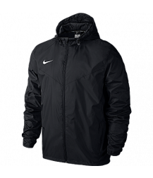 Nike Team Sideline Rain Jacket Kids - Black