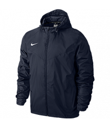 Nike Team Sideline Rain Jacket Kids - Navy