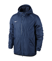 Nike Youths Team Fall Jacket - Navy