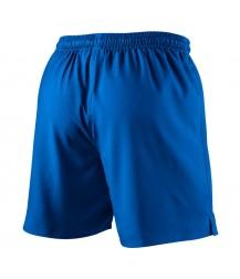 Womens Woven Short - Royal Blue