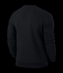 Nike Youth Team Club Crew Sweatshirt - Black