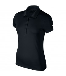 Nike Womens  Dry-FIT Polo - Black