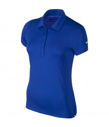 Nike Womens  Dry-FIT Polo - Game Royal