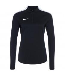 Nike Womens Squad 17 Drill Top - Black / White