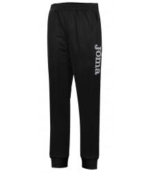 Joma Combi Elastic PolyFleece Long Pant Black / White