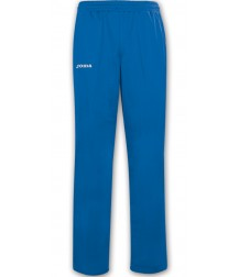 Joma Combi Pantalon Poly Fleece Royal Blue / White