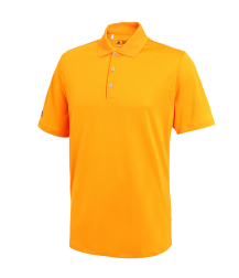 Adidas Teamwear Polo - Bright Orange
