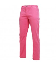 Asquith & Fox Men's Chino - Pink Carnation