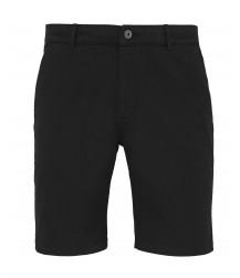 Asquith & Fox Chino Shorts - Black