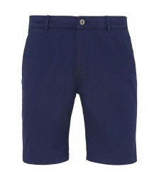 Asquith & Fox Chino Shorts - Navy