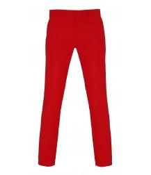 Asquith & Fox Women's Chino - Cherry Red