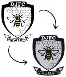 Embroidered Badge Setup