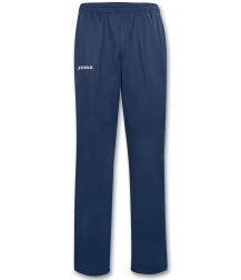 Joma Champion II Polyester Tricot Long Pant Navy / White