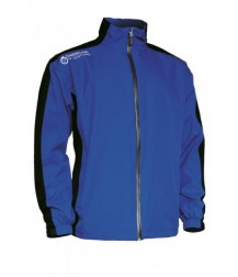Sunderland Waterproof Jacket - Eletric Blue/Black/White