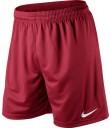Nike Park Knit Short - University Red / White