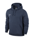 Nike Youths Team Club Hoody Navy