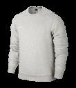 Nike Youth Team Club Crew Sweatshirt - Grey