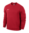Nike Youth Team Club Crew Sweatshirt - University Red