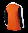 Nike Striker IV LS Tee - Safety Orange / Black / White